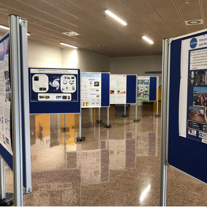 Exposició jornada recerca 2021