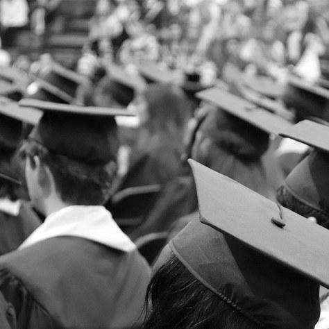 Acte de graduació de la promoció 2019-2020