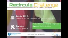Arrenca el Recircula Challenge 2020 amb 13 equips inscrits!