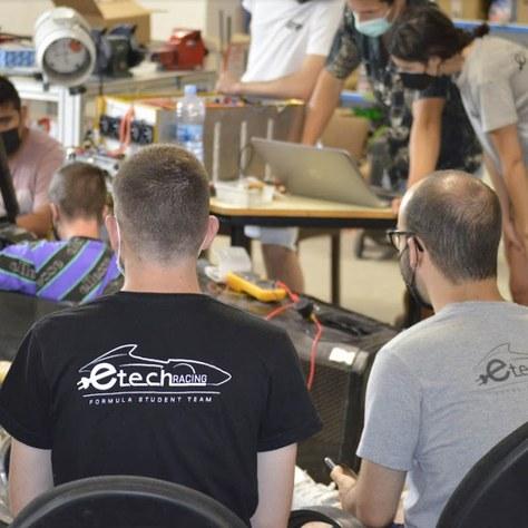 e-Tech Racing obre el termini per a noves incorporacions