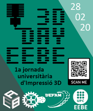 El 28 de febrer arriba el 3D DAY EEBE