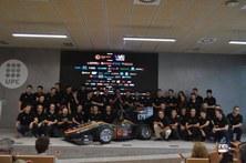 El Col·legi renova el conveni amb l'equip e-Tech Racing EEBE