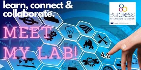Es presenta el projecte Bio-TUNE al Meet my Lab d'EURAXESS ASEAN