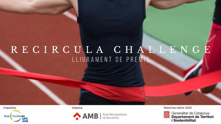premis recircula Challenge