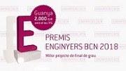 Premi millor TFG Enginyers BCN