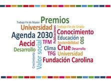 """Premis a TFG/TFM """"Universidad, Conocimiento y Agenda 2030"""""""