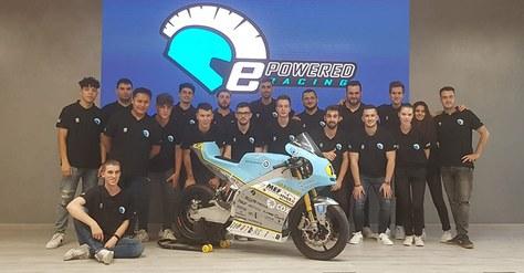Presentació de l'ePR02 d'ePowered RACING