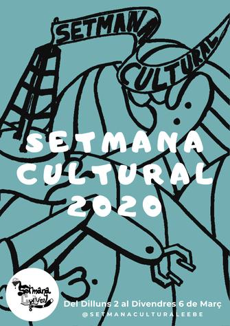Setmana Cultural 2020 a l'EEBE!